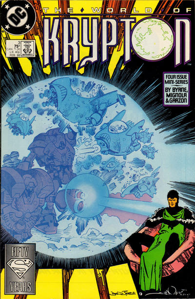 WORLD OF KRYPTON #03