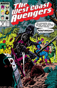 WEST COAST AVENGERS #39 (DIRECT)
