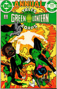 TALES OF THE GREEN LANTERN CORPS ANNUAL #01