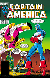 CAPTAIN AMERICA #303 (DIRECT)