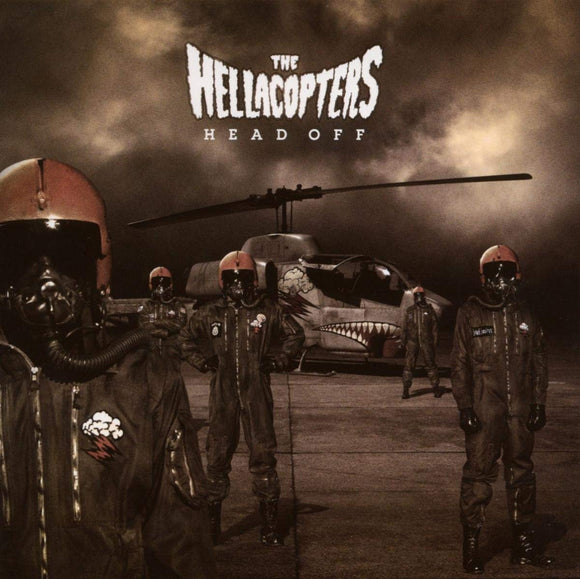 HELLACOPTERS / HEAD OFF