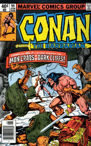 CONAN THE BARBARIAN #99 (NEWSSTAND)