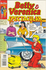 BETTY AND VERONICA SPECTACULAR #22