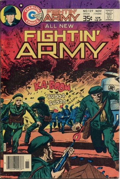 FIGHTIN ARMY #129