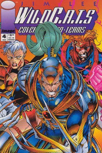 WILDC.A.T.S. COVERT ACTION TEAMS #04