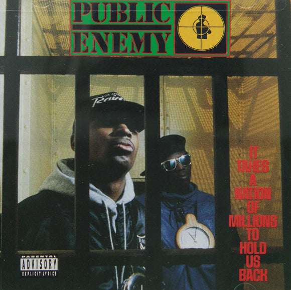 PUBLIC ENEMY / IT TAKES A NATION OF MILLIONS