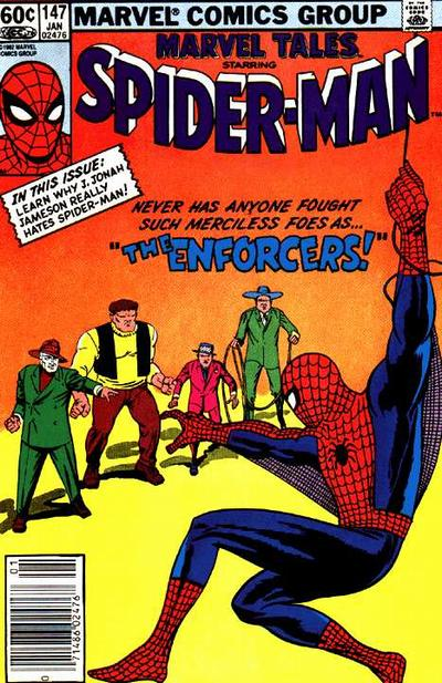 MARVEL TALES #147 (DIRECT) (1966)