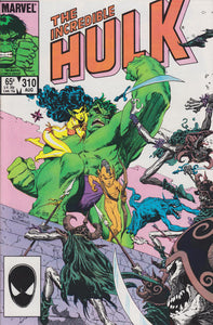 INCREDIBLE HULK 310 (DIRECT)