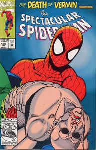 SPECTACULAR SPIDER MAN #196 (DIRECT)