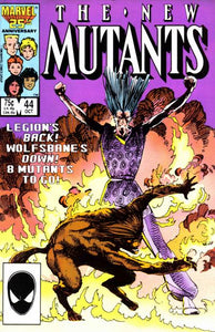 NEW MUTANTS #44 (DIRECT)