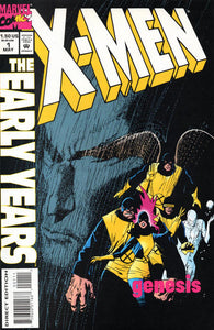 X MEN THE EARLY YEARS #01