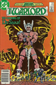 WARLORD #115 (NEWSSTAND)
