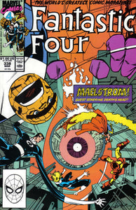 FANTASTIC FOUR 338 (DIRECT)