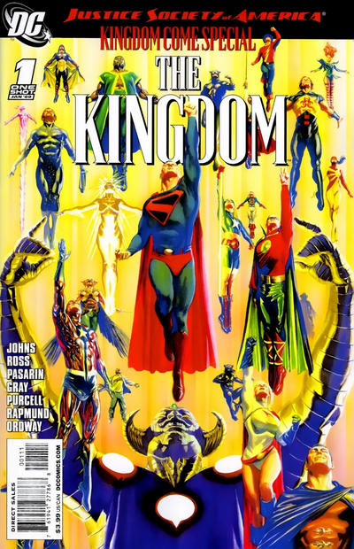 JSA KINGDOM COME SPECIAL THE KINGDOM #01