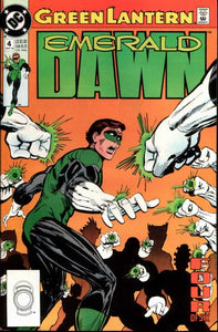 GREEN LANTERN EMERALD DAWN #04