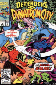 DEFENDERS OF DYNATRON CITY #04