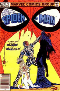 SPECTACULAR SPIDER MAN #70 (DIRECT)