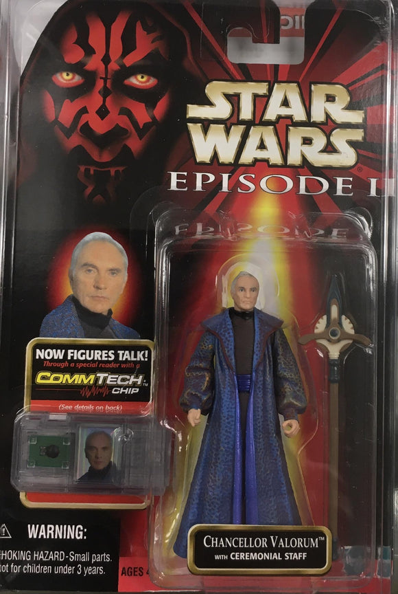 STAR WARS FIGURE / CHANCELLOR VALORUM
