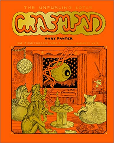 CRASHPAD HC GARY PANTER