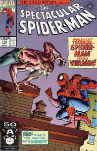 SPECTACULAR SPIDER MAN #179 (DIRECT)