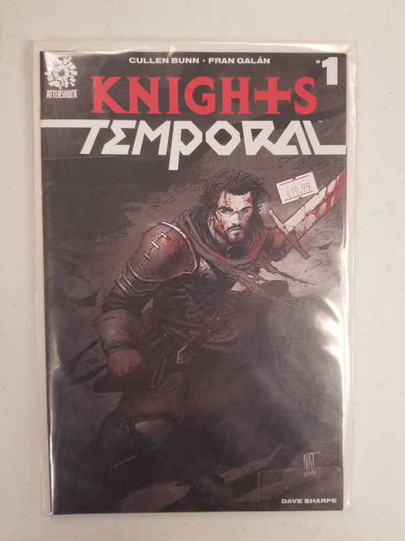 KNIGHTS TEMPORAL 1-5