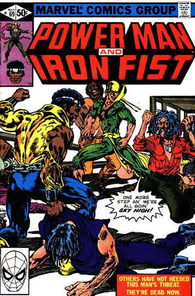 POWER MAN AND IRON FIST #69