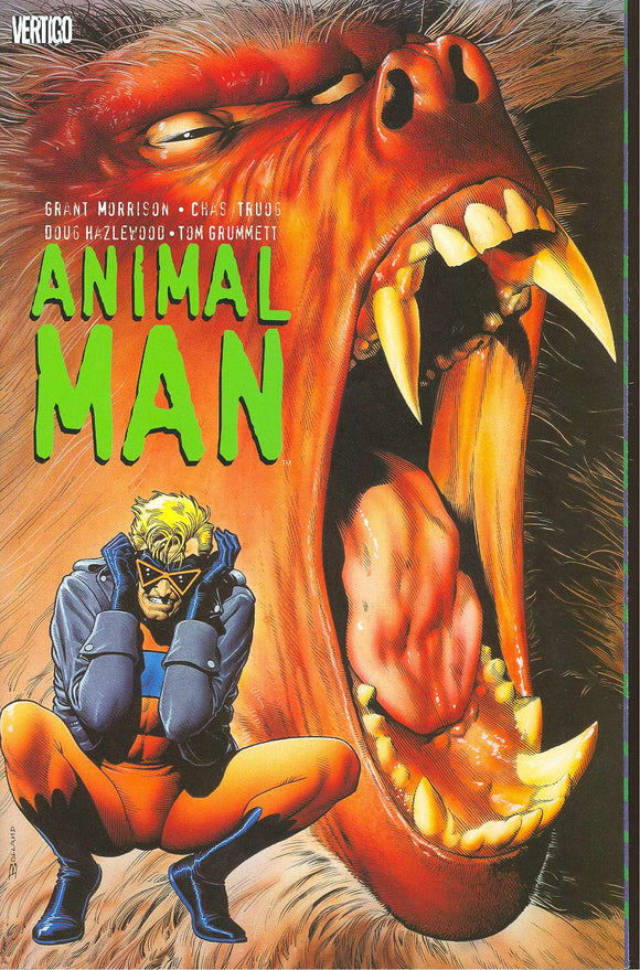 ANIMAL MAN TP VOL 01 (USED)