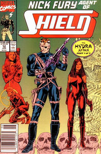 NICK FURY AGENT OF S.H.I.E.L.D. #12