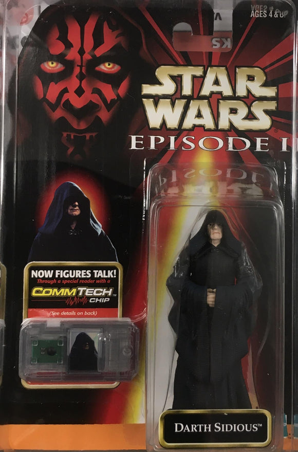 STAR WARS FIGURE / DARTH SIDIOUS