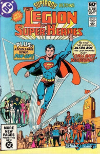 LEGION OF SUPER HEROES #280 (NEWSSTAND)