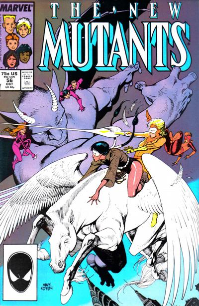 NEW MUTANTS #56 (DIRECT)