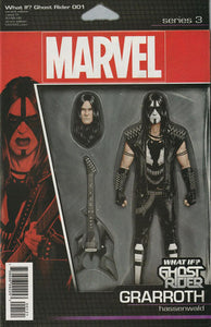 WHAT IF GHOST RIDER #01 JOHN TYLER CHRISTOPHER ACTION FIGURE (GRARROTH) VARIANT