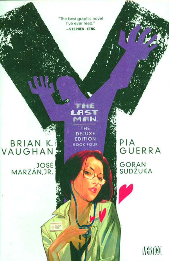 Y THE LAST MAN DELUXE EDITION HC VOL 04