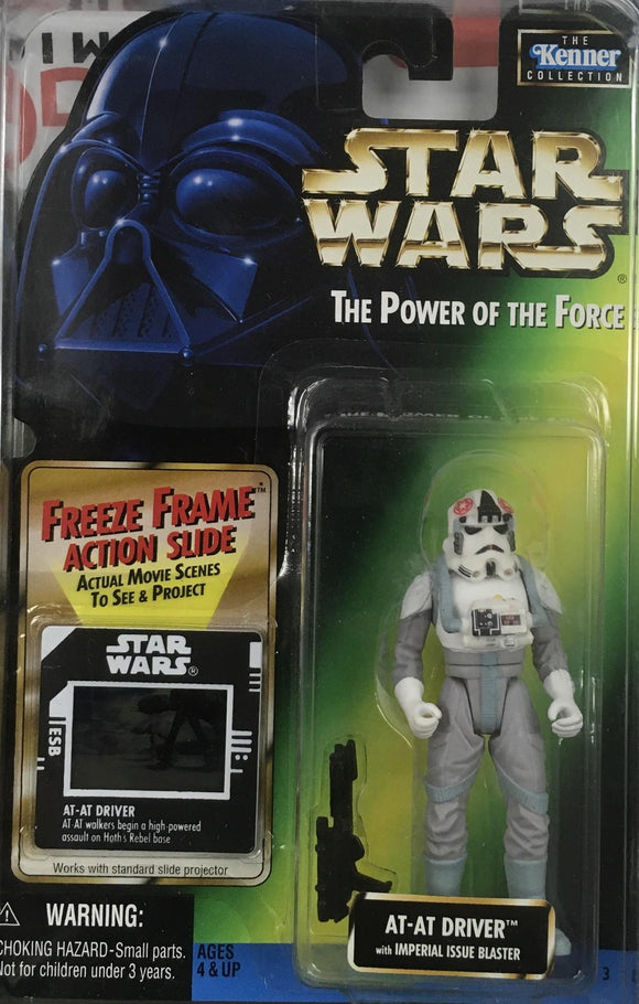 STAR WARS FIGURE / AT AT DRIVER