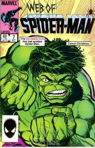WEB OF SPIDER MAN #7 (DIRECT)