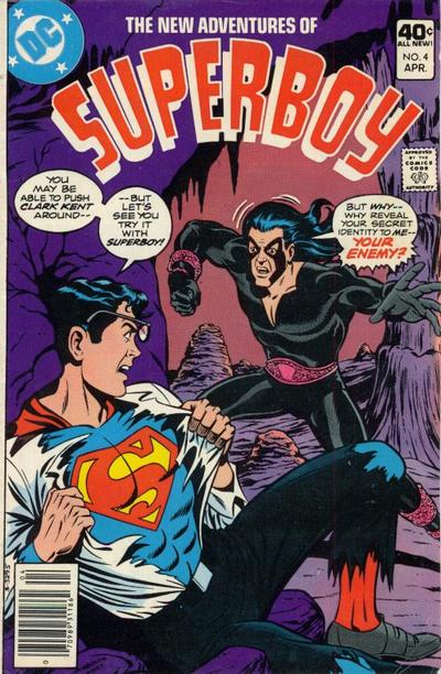 NEW ADVENTURES OF SUPERBOY #04