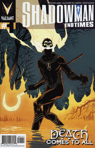 SHADOWMAN END TIMES 1-3 BUNDLE