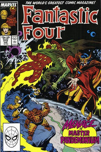 FANTASTIC FOUR 315 (DIRECT)
