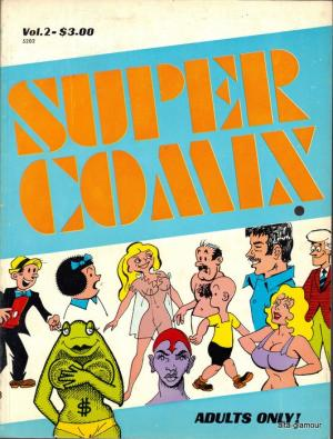 SUPER COMIX VOL. 2 - ADULTS ONLY!