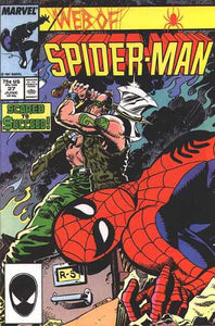 WEB OF SPIDER MAN #27 (DIRECT)
