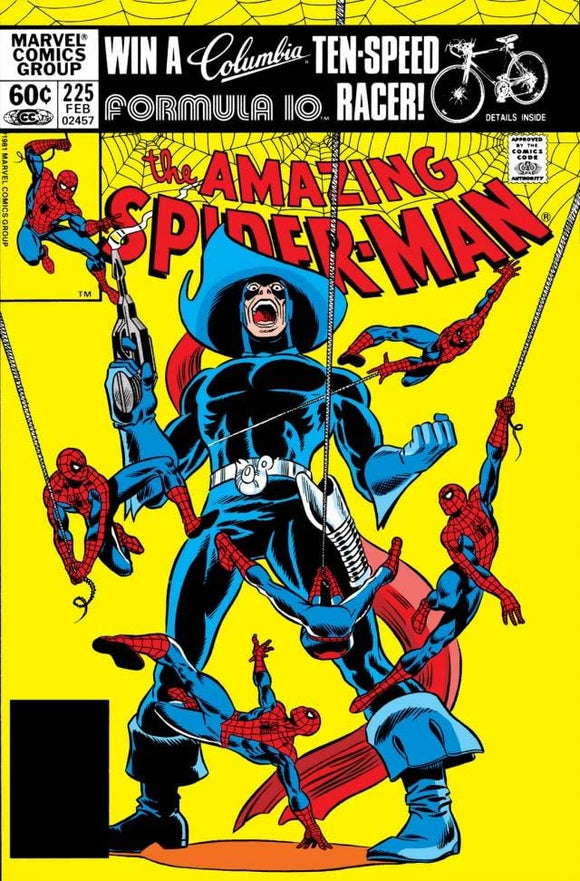 AMAZING SPIDER MAN #225 (DIRECT)