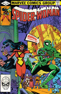 SPIDER WOMAN #45 (DIRECT)
