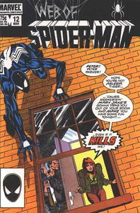 WEB OF SPIDER MAN #12 (DIRECT)