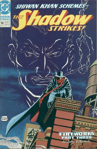 SHADOW STRIKES #10