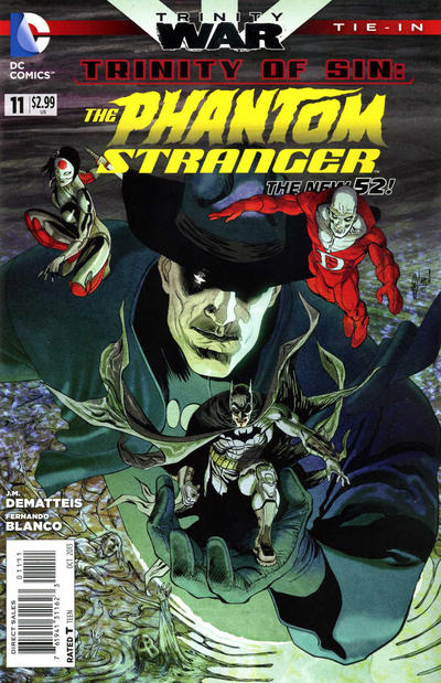TRINITY OF SIN: THE PHANTOM STRANGER 11-17 BUNDLE
