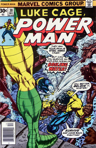 POWER MAN#38