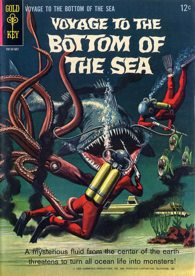 VOYAGE TO THE BOTTOM OF THE SEA #02
