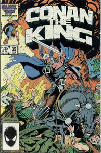 CONAN THE KING #35 (DIRECT)