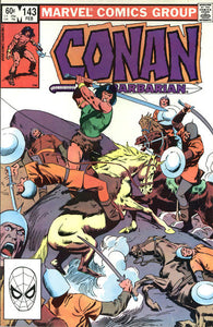 CONAN THE BARBARIAN #143 (DIRECT)