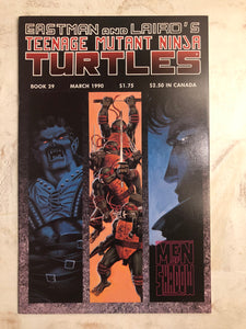 TEENAGE MUTANT NINJA TURTLES (1990) #29